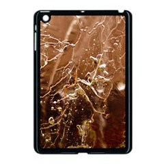 Ice Iced Structure Frozen Frost Apple Ipad Mini Case (black) by BangZart