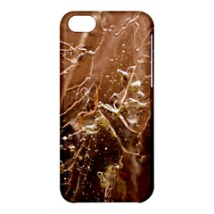 Ice Iced Structure Frozen Frost Apple Iphone 5c Hardshell Case by BangZart