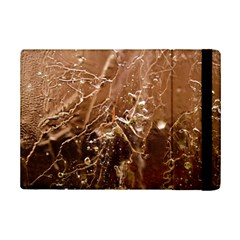 Ice Iced Structure Frozen Frost Ipad Mini 2 Flip Cases by BangZart