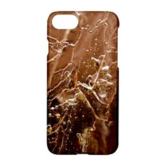 Ice Iced Structure Frozen Frost Apple Iphone 7 Hardshell Case