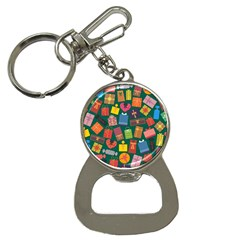 Presents Gifts Background Colorful Button Necklaces