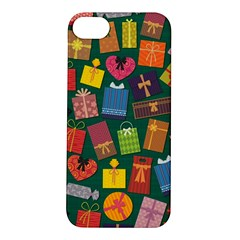 Presents Gifts Background Colorful Apple Iphone 5s/ Se Hardshell Case by BangZart