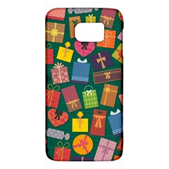 Presents Gifts Background Colorful Galaxy S6