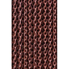 Chain Rusty Links Iron Metal Rust 5 5  X 8 5  Notebooks by BangZart