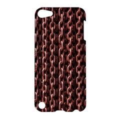 Chain Rusty Links Iron Metal Rust Apple Ipod Touch 5 Hardshell Case