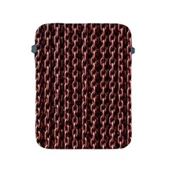 Chain Rusty Links Iron Metal Rust Apple Ipad 2/3/4 Protective Soft Cases by BangZart
