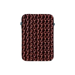 Chain Rusty Links Iron Metal Rust Apple Ipad Mini Protective Soft Cases