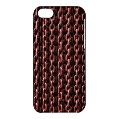 Chain Rusty Links Iron Metal Rust Apple Iphone 5c Hardshell Case by BangZart