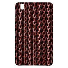 Chain Rusty Links Iron Metal Rust Samsung Galaxy Tab Pro 8 4 Hardshell Case