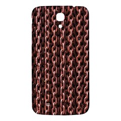 Chain Rusty Links Iron Metal Rust Samsung Galaxy Mega I9200 Hardshell Back Case by BangZart