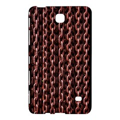 Chain Rusty Links Iron Metal Rust Samsung Galaxy Tab 4 (7 ) Hardshell Case
