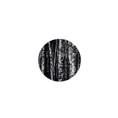 Birch Forest Trees Wood Natural 1  Mini Buttons by BangZart