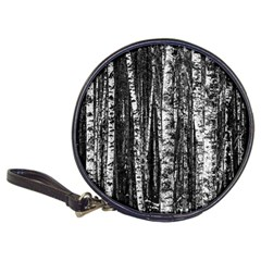 Birch Forest Trees Wood Natural Classic 20 Cd Wallets