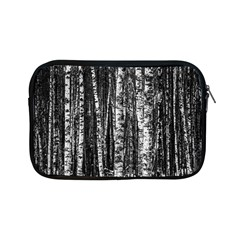 Birch Forest Trees Wood Natural Apple Ipad Mini Zipper Cases by BangZart