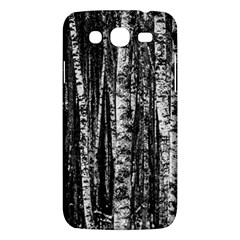 Birch Forest Trees Wood Natural Samsung Galaxy Mega 5 8 I9152 Hardshell Case  by BangZart
