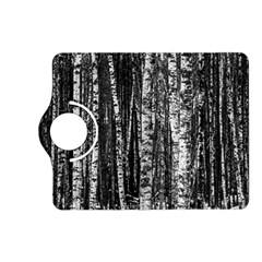 Birch Forest Trees Wood Natural Kindle Fire Hd (2013) Flip 360 Case by BangZart