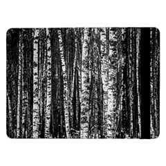 Birch Forest Trees Wood Natural Samsung Galaxy Tab Pro 12 2  Flip Case by BangZart