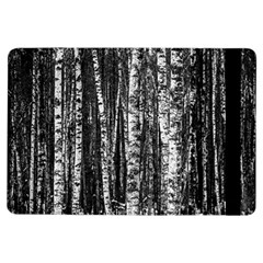 Birch Forest Trees Wood Natural Ipad Air Flip