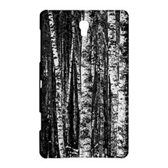 Birch Forest Trees Wood Natural Samsung Galaxy Tab S (8 4 ) Hardshell Case