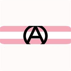 Anarchist Pride Large Bar Mats by TransPrints