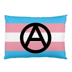 Anarchist Pride Pillow Case by TransPrints