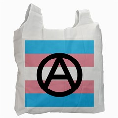 Anarchist Pride Recycle Bag (one Side) by TransPrints