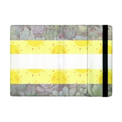 Nonbinary Flag Apple Ipad Mini Flip Case by AnarchistTransPride