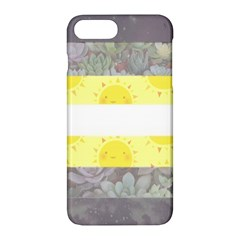 Nonbinary Flag Apple Iphone 7 Plus Hardshell Case by AnarchistTransPride