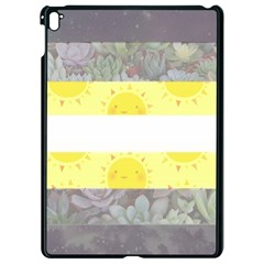 Nonbinary Flag Apple Ipad Pro 9 7   Black Seamless Case by AnarchistTransPride