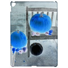 Pumpkins And Gourds Negative Apple iPad Pro 12.9   Hardshell Case by TailWags