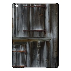 Alpine Hut Almhof Old Wood Grain Ipad Air Hardshell Cases by BangZart