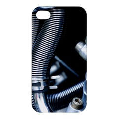 Motorcycle Details Apple Iphone 4/4s Premium Hardshell Case by BangZart