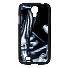 Motorcycle Details Samsung Galaxy S4 I9500/ I9505 Case (black) by BangZart