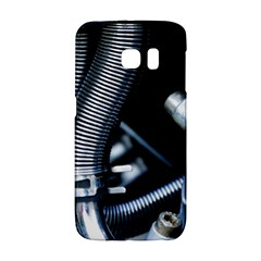 Motorcycle Details Galaxy S6 Edge by BangZart