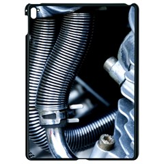 Motorcycle Details Apple Ipad Pro 9 7   Black Seamless Case