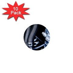 Motorcycle Details 1  Mini Buttons (10 Pack)