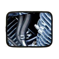 Motorcycle Details Netbook Case (small)  by BangZart