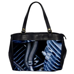 Motorcycle Details Office Handbags by BangZart