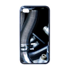 Motorcycle Details Apple Iphone 4 Case (black) by BangZart