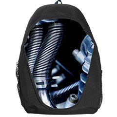 Motorcycle Details Backpack Bag by BangZart