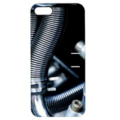 Motorcycle Details Apple Iphone 5 Hardshell Case With Stand by BangZart