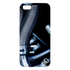 Motorcycle Details Apple Iphone 5 Premium Hardshell Case by BangZart
