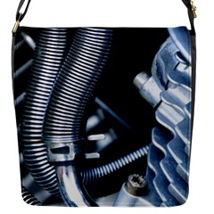 Motorcycle Details Flap Messenger Bag (s) by BangZart