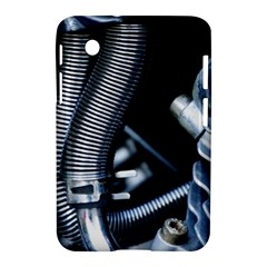 Motorcycle Details Samsung Galaxy Tab 2 (7 ) P3100 Hardshell Case  by BangZart