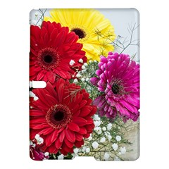 Flowers Gerbera Floral Spring Samsung Galaxy Tab S (10 5 ) Hardshell Case