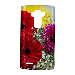 Flowers Gerbera Floral Spring Lg G4 Hardshell Case by BangZart