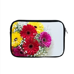 Flowers Gerbera Floral Spring Apple Macbook Pro 15  Zipper Case