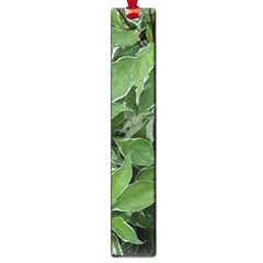 Texture Leaves Light Sun Green Large Book Marks by BangZart