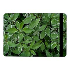 Texture Leaves Light Sun Green Samsung Galaxy Tab Pro 10 1  Flip Case by BangZart