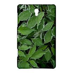 Texture Leaves Light Sun Green Samsung Galaxy Tab S (8 4 ) Hardshell Case